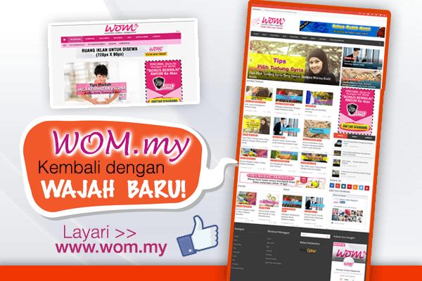 wajah baru - women online magazine