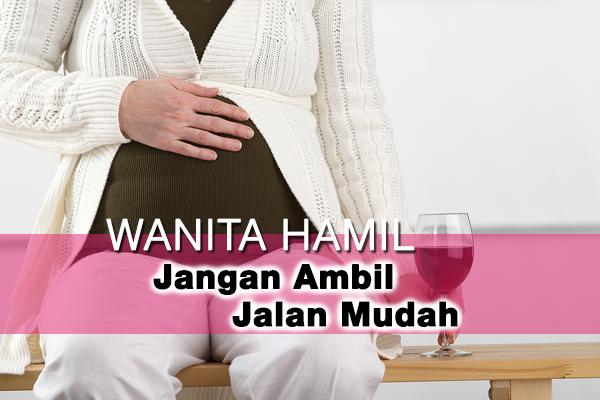 Larangan Wanita Hamil