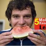 5 Makanan Sihat Yang Wajib Dimakan Lelaki!