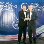 Spritzer Terima Anugerah Penjenamaan Dunia