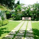 Cara Jimat Tanam Rumput Karpet Di Laman Rumah