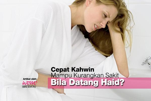Datang Haid - women online magazine