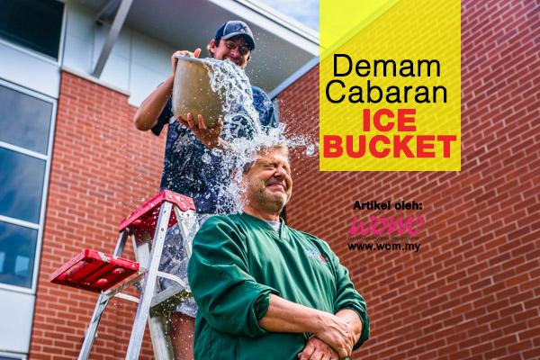 Demam Cabaran Ice Bucket - women online magazine
