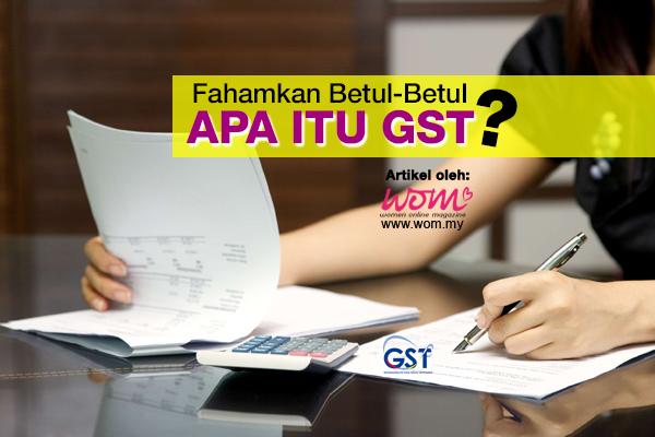 GST Malaysia - women online magazine