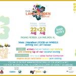 Hari Ini! Kuala Lumpur Lake Garden Festival (KLLGF)2015 Penuh Dengan XTVT Menarik
