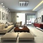 6 Jenis Lampu Ruang Tamu Paling 'Superb'