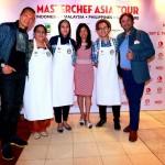 """Tiga """"Chef Rumah"""" Bersiang Merebut Gelaran MasterChef Asia Pertama"""