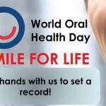 Mari Berganding Bahu Mencipta Rekod Sempena Hari Kesihatan Mulut Sedunia 2015!