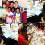 Usaha Murni Nippon Paint Pamerkan Bakat Seni Kanak-Kanak Dari Tiga Buah Rumah Kebajikan