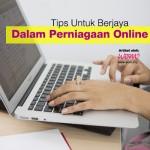 9 Rahsia Kejayaan Perniagaan Online