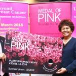 Yayasan Pink Ribbon Wellness (L) Lancarkan Simposium Life Beyond Breast Cancer 2015