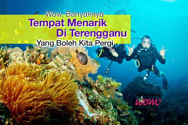 Tempat Menarik Di Terengganu Women Online Magazine
