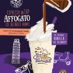 "Nikmati Kopi ""Ice Blended"" Dengan Espresso Tambahan –  Jom Affogato!"