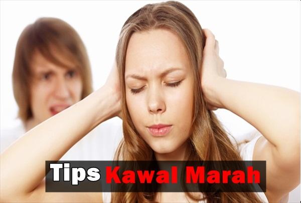Tips Kawal Marah-Women Online Magazine