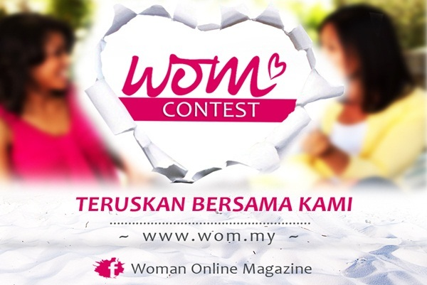WOM.my Contest -Women Online Magazine