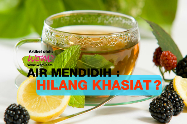 air mendidih - women online magazine