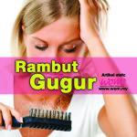 9 Petua Semulajadi Paling Berkesan Untuk Atasi Rambut Gugur