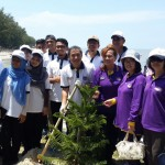 Program 'Voluntourism PUSPANITA IM4U @ Pantai Bagan Lalang'