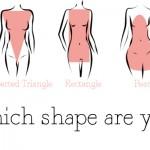 Pilih Pakaian Yang Sesuai Dengan Bentuk Badan
