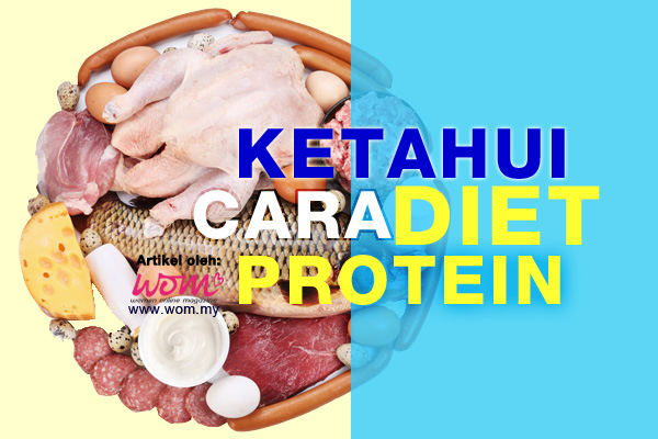 cara diet protein - women online magazine
