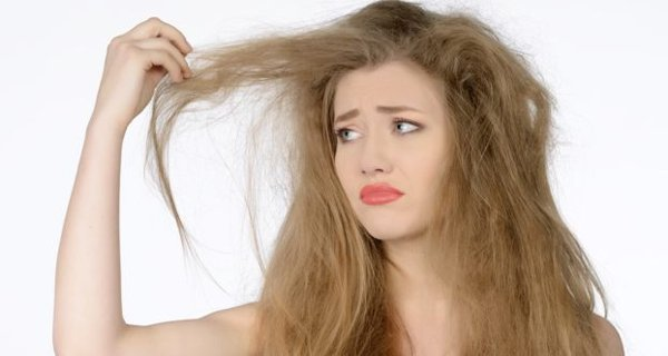 cara mengatasi rambut kering - woman online magazine