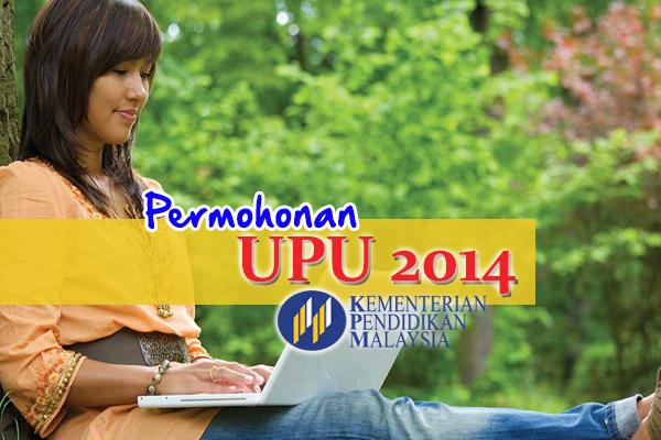 permohonan upu 2014 - women online magazine