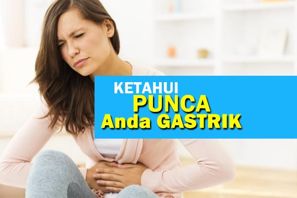 punca gastrik - women online magazine