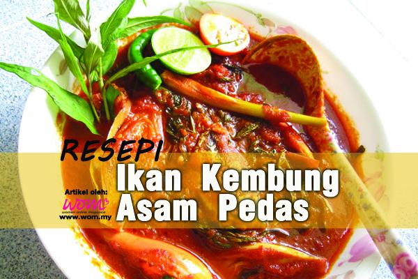 resepi ikan kembung - women online magazine