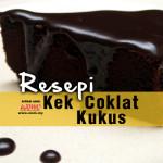 Resepi Kek Coklat Kukus Super Sedap