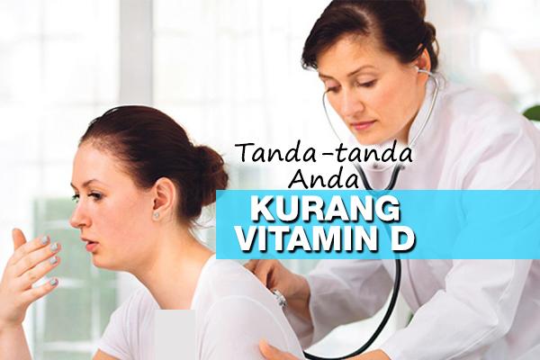 tanda anda kurang vitamin d-Women Online Magazine