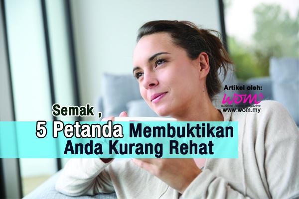 waktu rehat - women online magazine