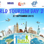World Tourism Day 2015, 1Billion Tourists, 1Billion Opportunities